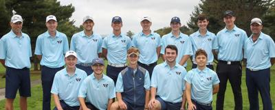 Men's Golf: Westminster, Bell Finishes Runner-Up at PAC Championships