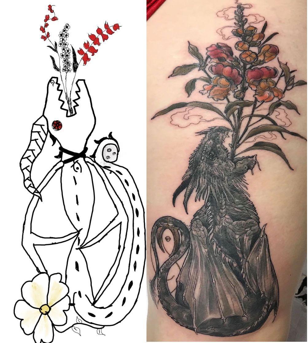 tattoo in London