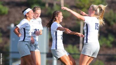 Women's Soccer: Titans Tame Lions in Convincing Win