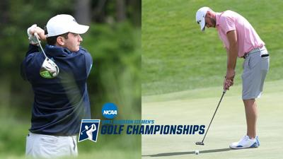Men's Golf: Bell and Shaughnessy Pace Titans at Day Three of NCAA Tournament