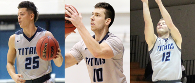 Men's Basketball: Three Titans Named to NABC Honors Court