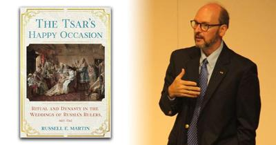 A new book by Dr. Russell E. Martin