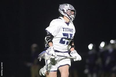 Men's Lacrosse: Titans Drop Overtime Thriller to Chatham