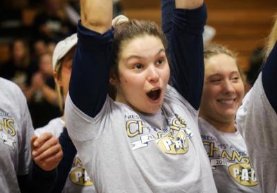 VIDEO!  Titans win 2019 PAC Volleyball Championship