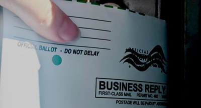 Mail-in ballot generic
