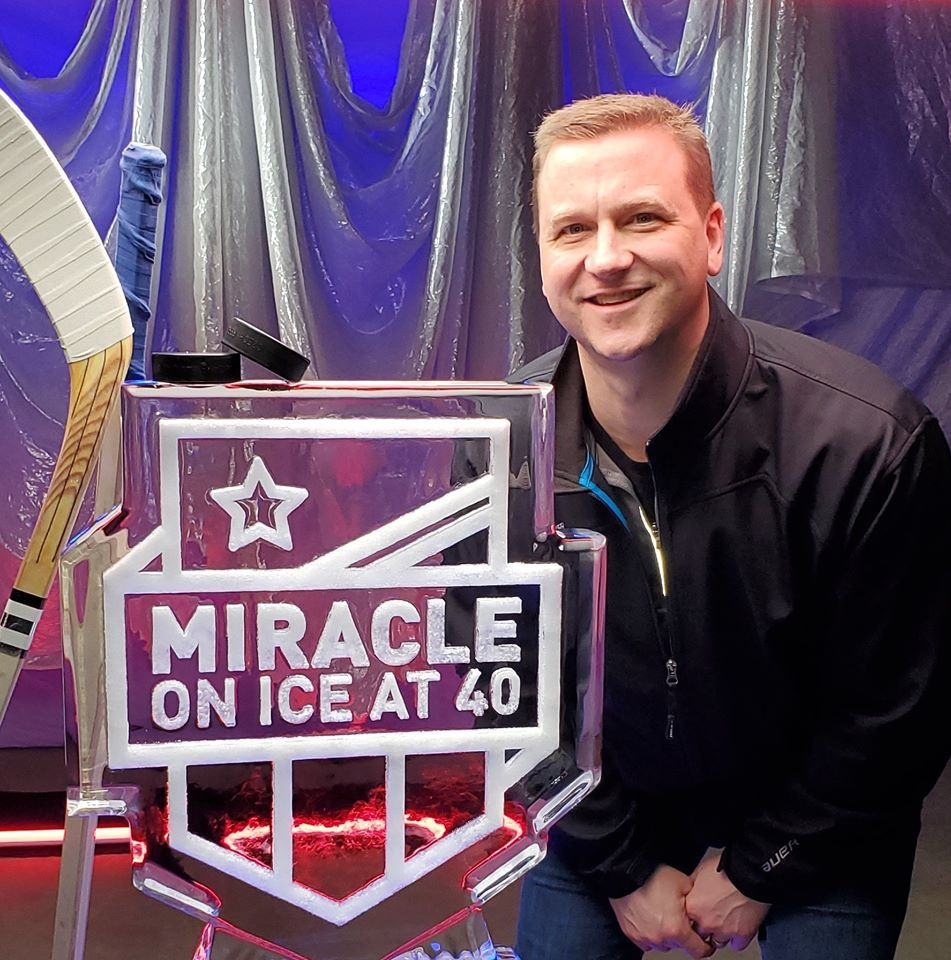 Denny Wolfe produced Miracle on Ice for ESPN