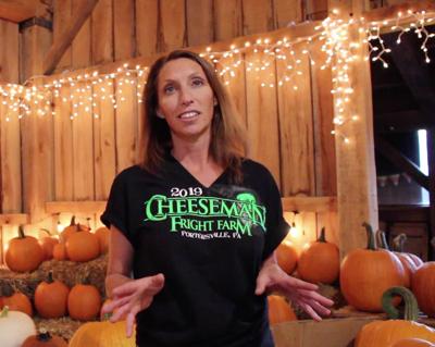 History of Cheeseman Fright Farm