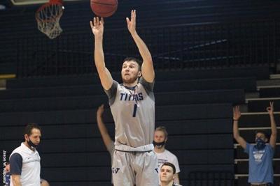 Men's Basketball: Titans Take Down Defending PAC Champs Grove City