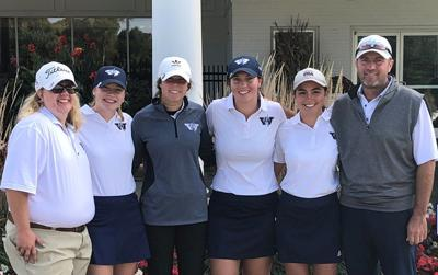 Women's Golf: Westminster Awarded Second-Straight PAC Title, Clifford Named PAC Player of the Year