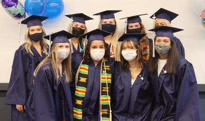 Class of 2021 School of Nursing grads