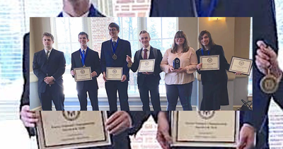 6 Westminster Speakers Earn National Honors