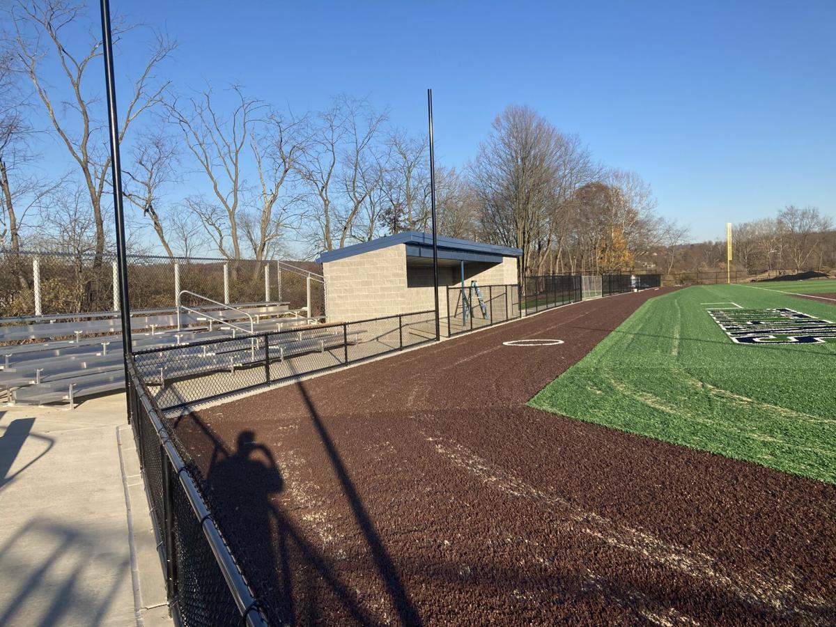 3rd base dugout