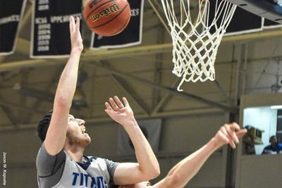 Men's Basketball: Ritter's Career-High 28 Points Leads Titans Past W&J