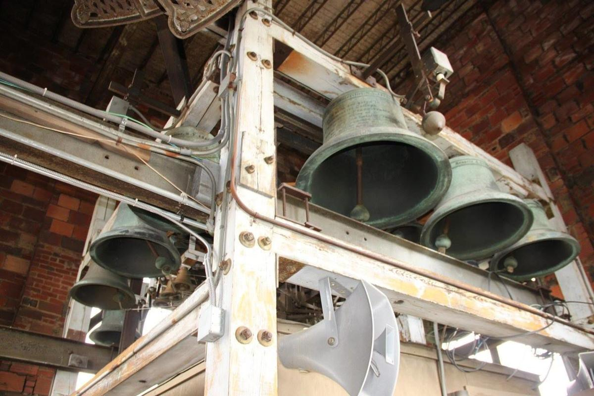 Westmisnter College Carillon