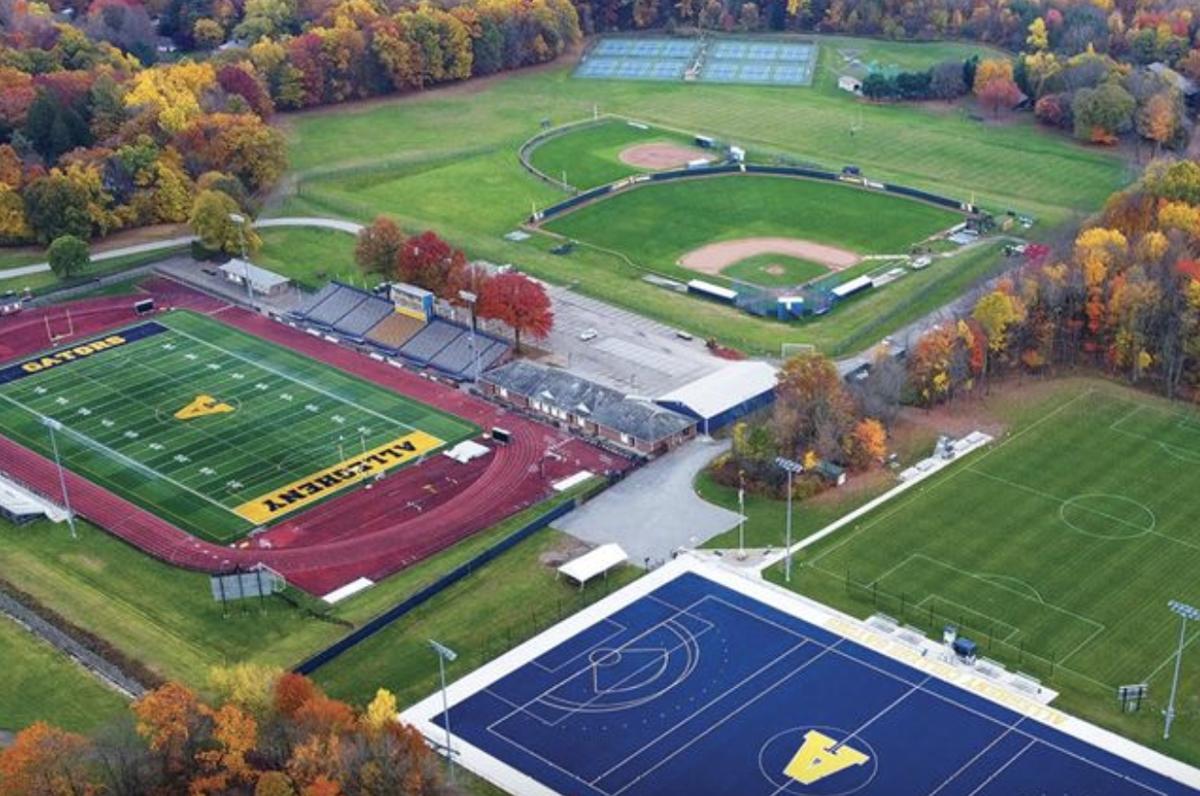 Allegheny College fields