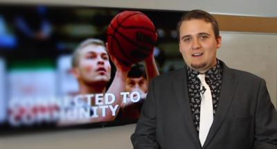 Meet the Holcad's Lead Sports Correspondent Mason Flanigan