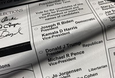 2020 ballot