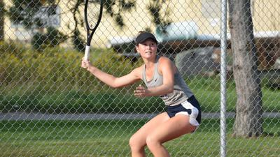 Women's Tennis: Titans Open PAC Play by Conquering the Tomcats