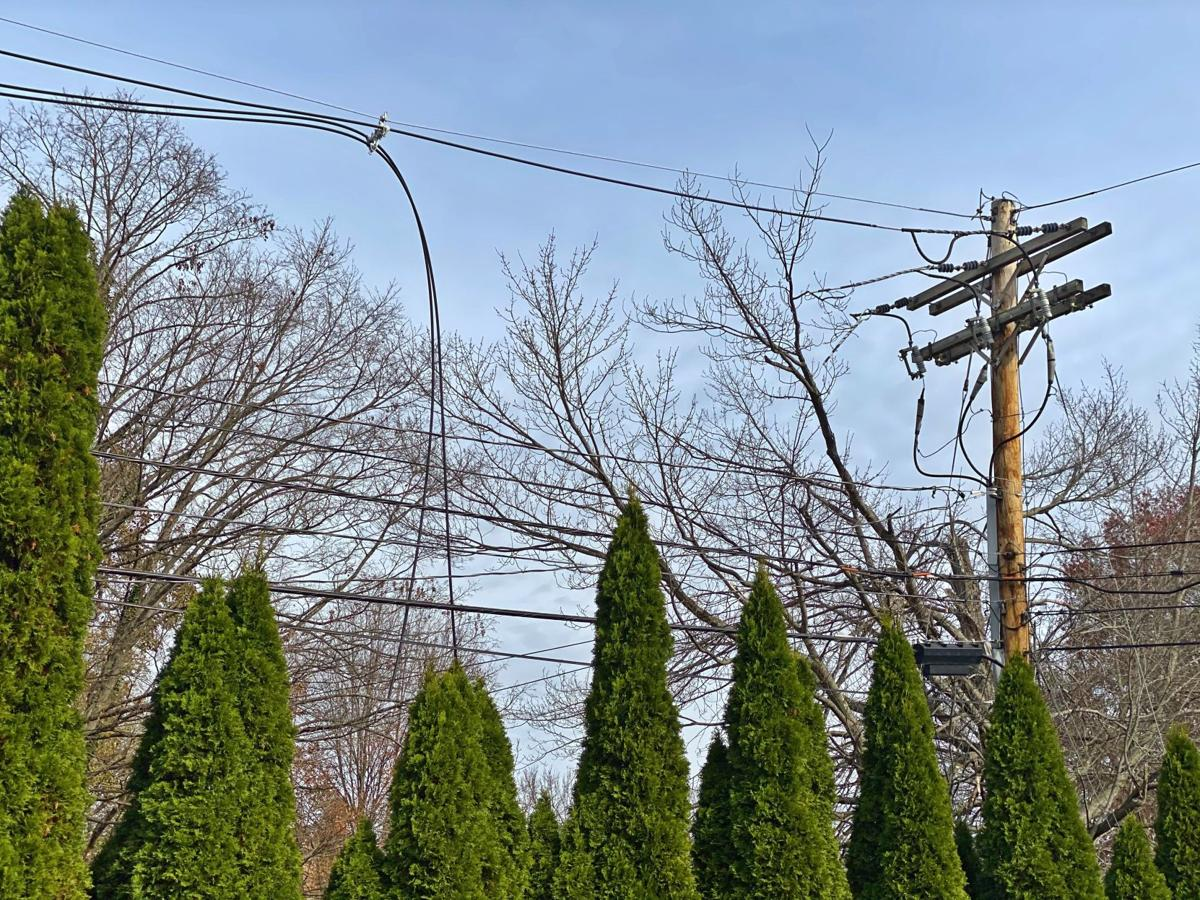 snapped powerline