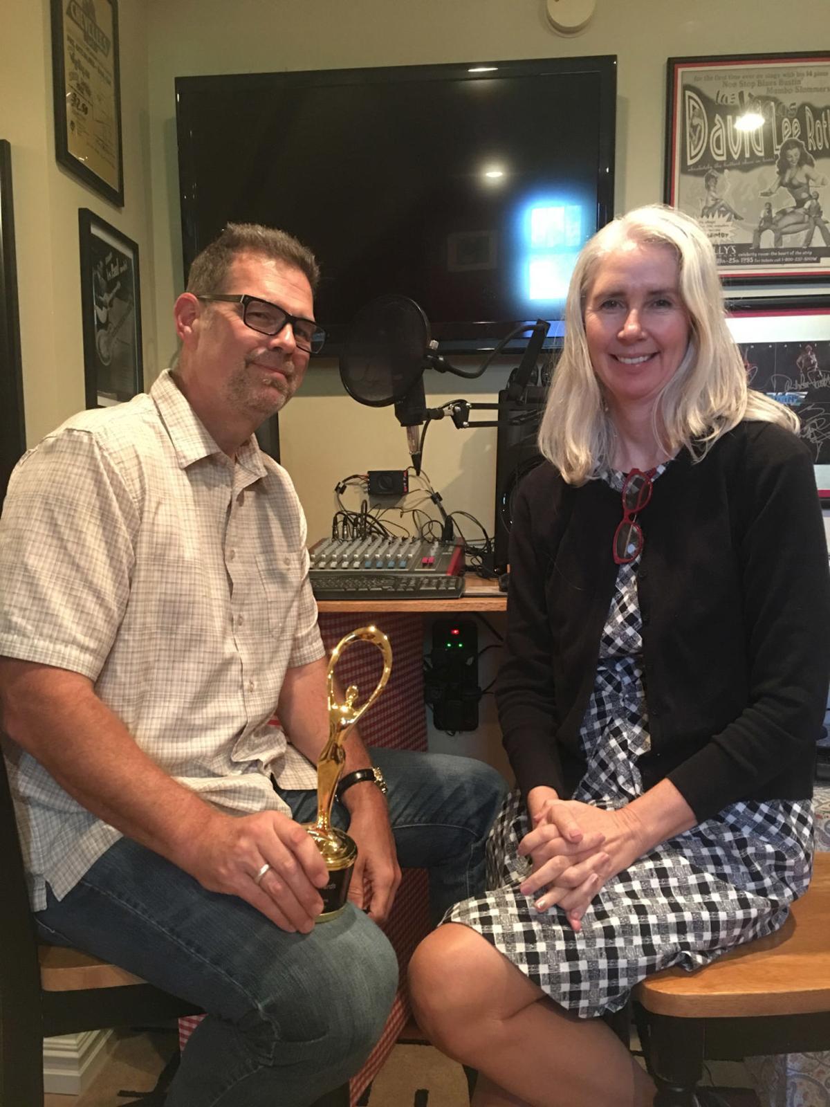 Joe Burns and Tammy Burns