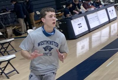 First-year men's basketball player has more than just heart over height