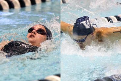 Swimming and Diving: Titan Men Set New Pool Record in Dual Meet vs. Grove City