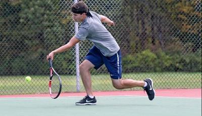 Men's Tennis: Titans Defeat Geneva to Advance to PAC Tournament Semifinals