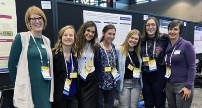 STEM women represent Westminster at Pittcon 2020