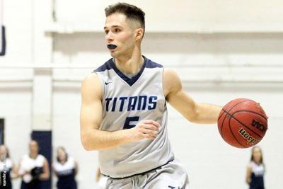 ECAC Men's Basketball Tournament: Titans Win Triple OT Thriller over Penn State Behrend