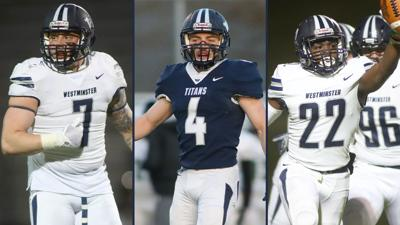 Football: School-Record Three Titans Earn D3football.com All-America Honors