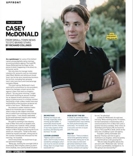 Casey McDonald
