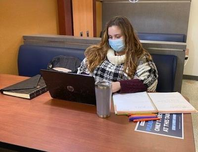 Wireless connection brings buffering start to spring semester at Westminster College
