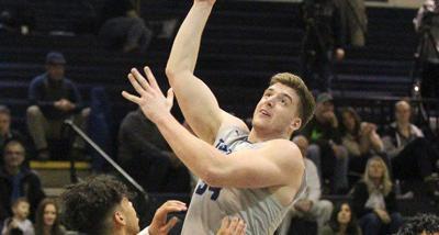 Men's Basketball: Titans Snap Grove City's 12-Game Winning Streak, Eye PAC Tournament
