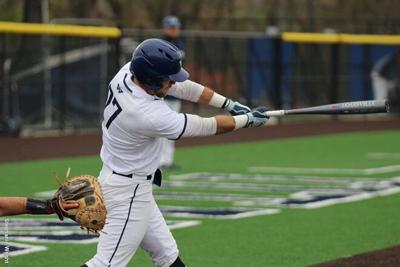 Baseball: Titans Sweep Geneva in Road Doubleheader