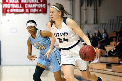 Women's Basketball: Fromknecht Surpasses 1,000 Career Points, Titans Conclude Bluffton Holiday Tournament