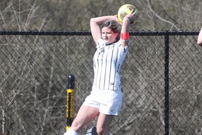 Women's Soccer: Offensive Onslaught Pushes Titans Past Geneva