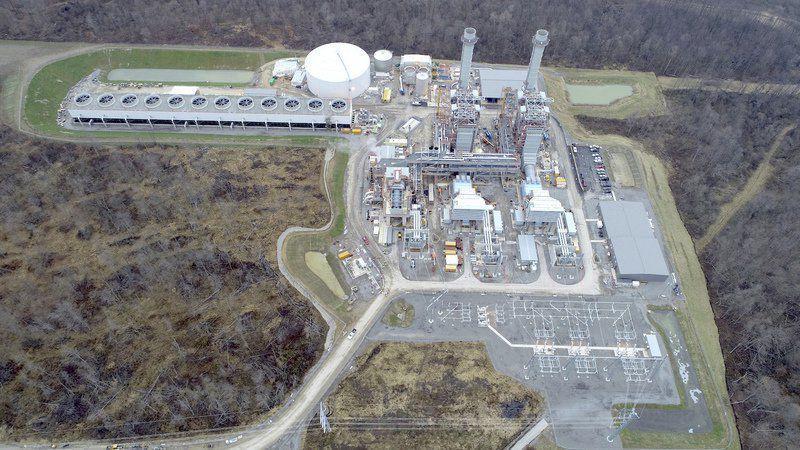 Hickory Run Power Plan