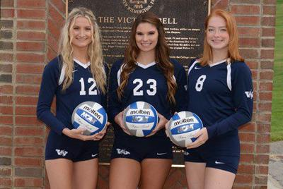 Volleyball: Titans Host Geneva on Senior Day, Set for PAC Tournament