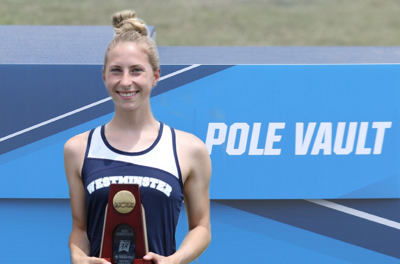 Outdoor Track and Field: Rudolph Earns All-American Honors at Nationals