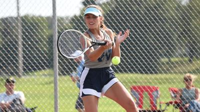 Women's Tennis: Titans Remain Undefeated with Two Wins on Saturday