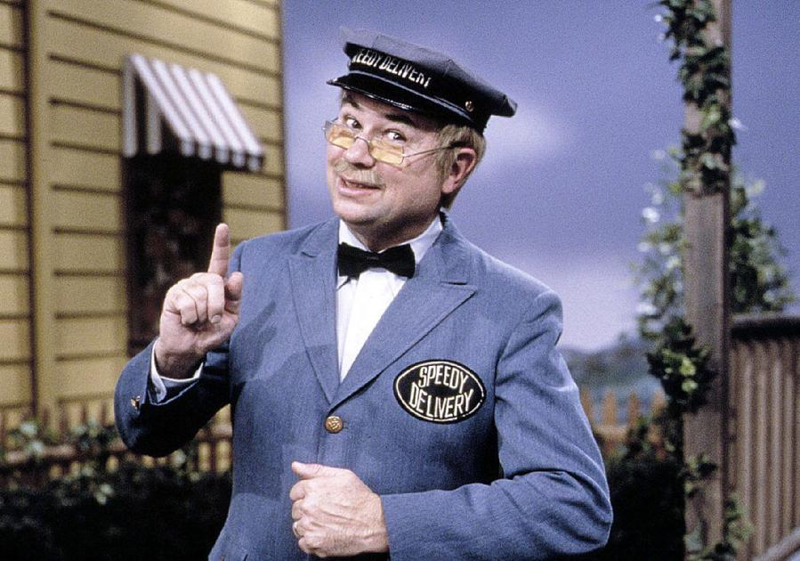 Podcast Meet Actor David Newell Mr Mcfeely From Mr Rogers Neighborhood Our Campus Wcn247 Com