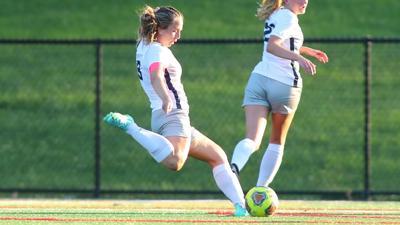 Women's Soccer: Redilla's Hat Trick Leads Titans Past Geneva in PAC Opener