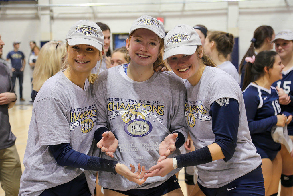 2019 PAC Volleyball Champs/Source: Westminster College