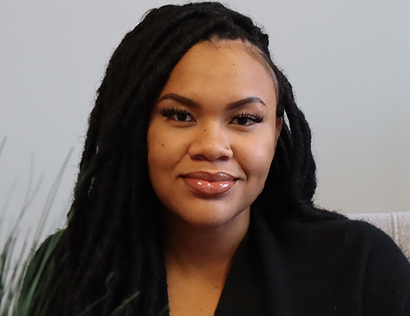 Kaileik Asbury assistant director for diversity and inclusion