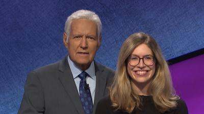 2011 alumna will appear on 'Jeopardy!'