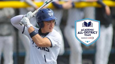 Baseball: Cinicola Earns CoSIDA Academic All-District