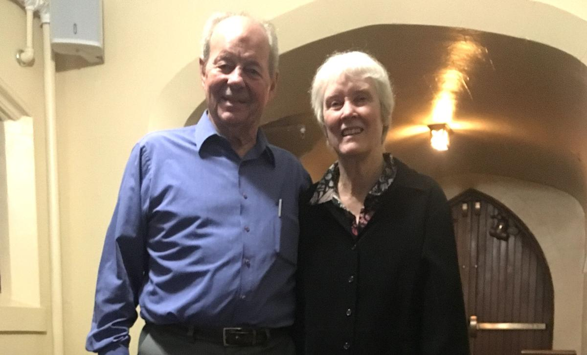 Donald and Carolyn Mosley