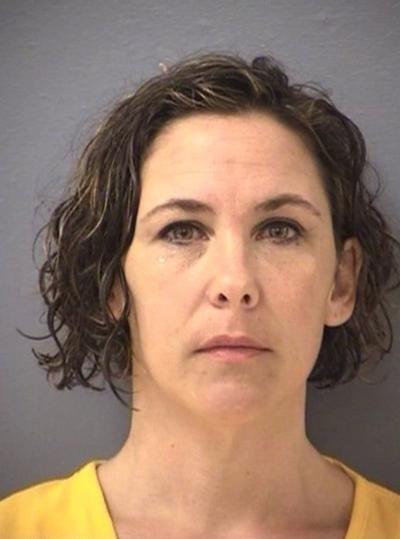 Rachel Marie Powell was taken into custody Thursday night in New Castle