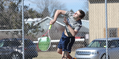 Men's Tennis: Titans Fall at Home to Grove City
