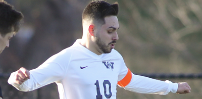 Men's Soccer: Iregui Tabbed United Soccer Coaches D3 Player of the Week